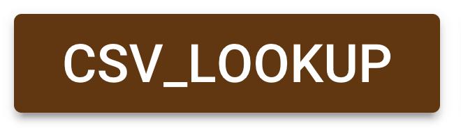 CSV_LOOKUP